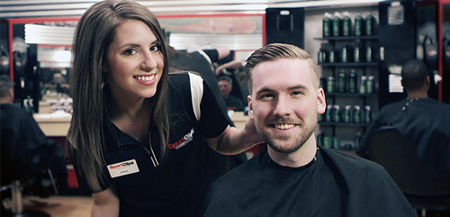 Sport Clips Haircuts of Prescott Valley Crossroads Haircuts